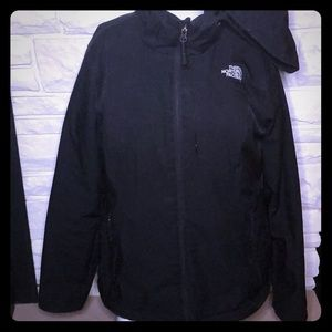 North Face Womens Apex Elevation Black Jacket